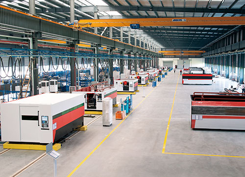 Briefly describe the basic situation of laser cutting machine