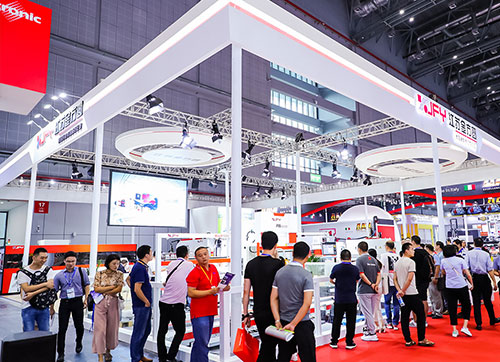 2018 Shanghai Industry Fair live report