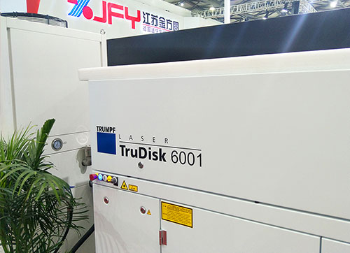 Live report of the 10th China CNC Machine Tool Exhibition in 2018