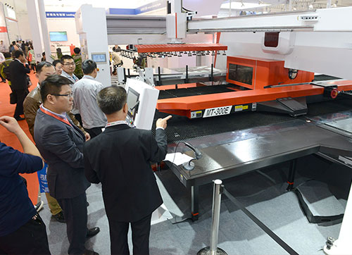 Beijing Exhibition Report-The 15th China International Machine Tool Exhibition