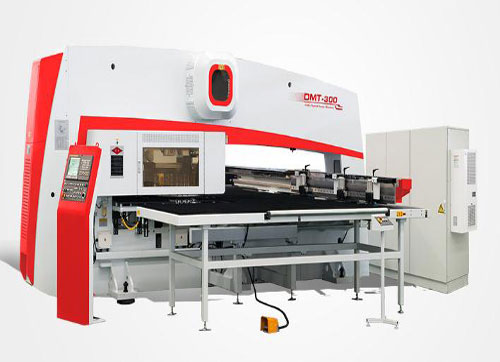 What are the general categories of CNC punch presses on the market?