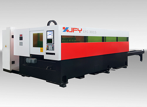 (NEW LAUNCH)--EFC SERIES FIBER LASER CUTTING MACHINE--A ECONOMICAL CHOICE