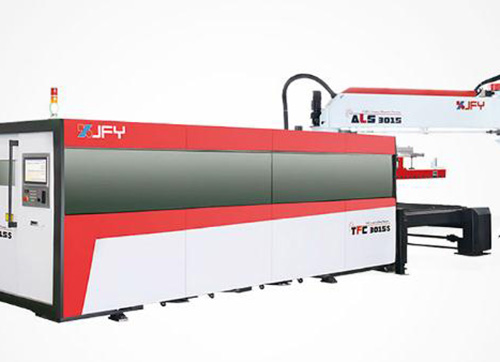 How does CNC laser cutting machine achieve bright surface cutting