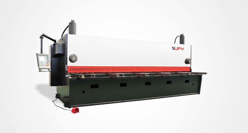 VRZ Series CNC Heavy-Duty Guillotine Shear