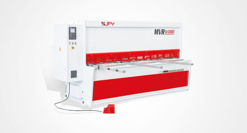 MVR High Speed Hydraulic Shear