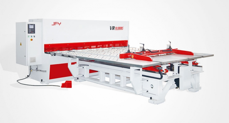 BLVR Series Front Feeding Shear